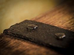 Holz ist ein wundervolles Material für Schatztruhen.