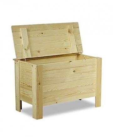 Holztruhe mit Deckel - Schatztruhe kaufen online